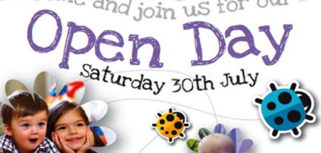 Open Day | Minibugs Nurseries Liskeard